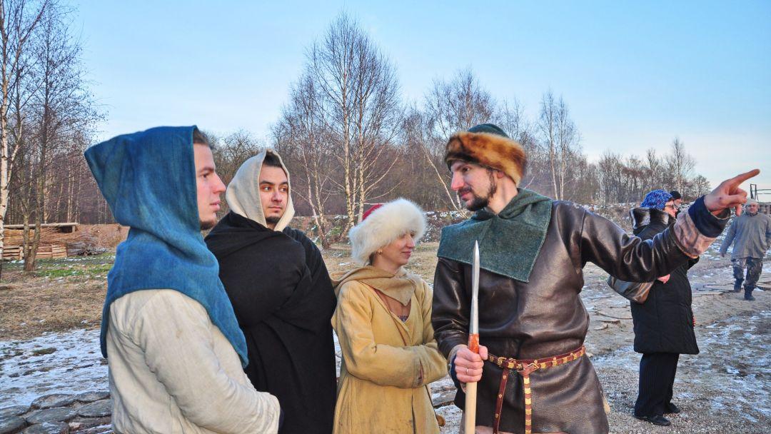 Новый год с викингами! 2, 4, 6 января - фото 5