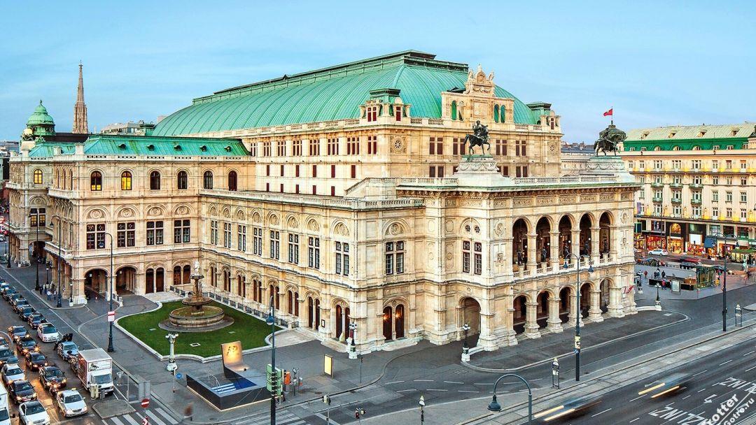 Экскурсия в Вену - фото 6