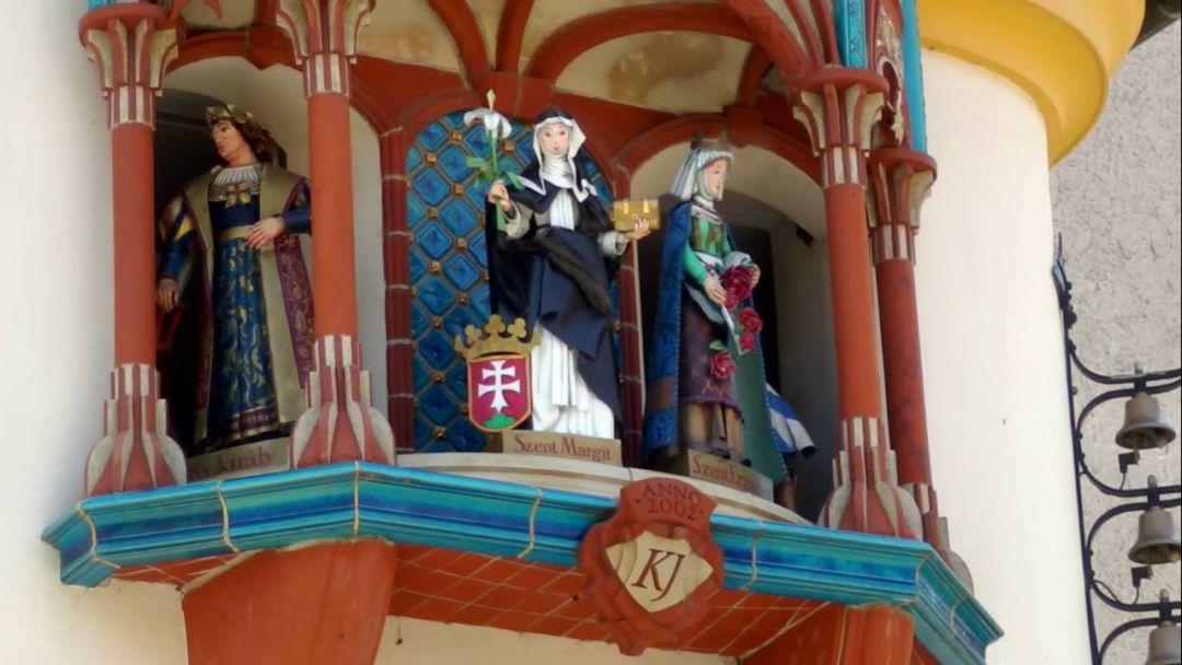 Секешфехервар и замок любви Боривар - фото 5