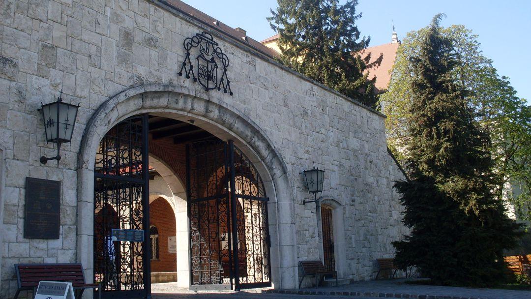 """Старинный Дьёр - """"город балкончиков"""" и аббатство Паннохалма - фото 12"""