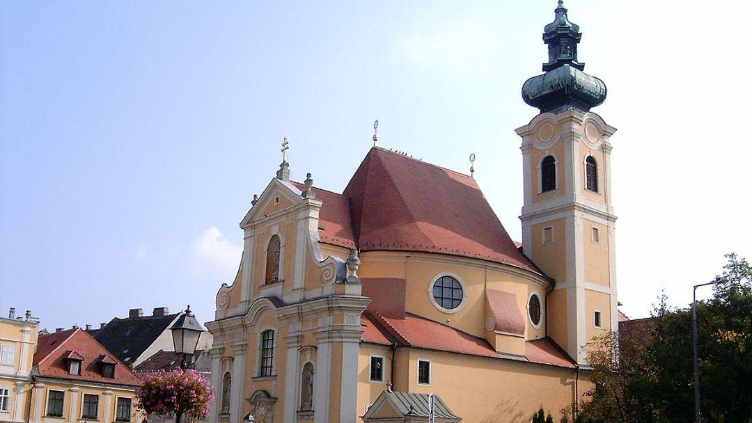 """Старинный Дьёр - """"город балкончиков"""" и аббатство Паннохалма - фото 2"""