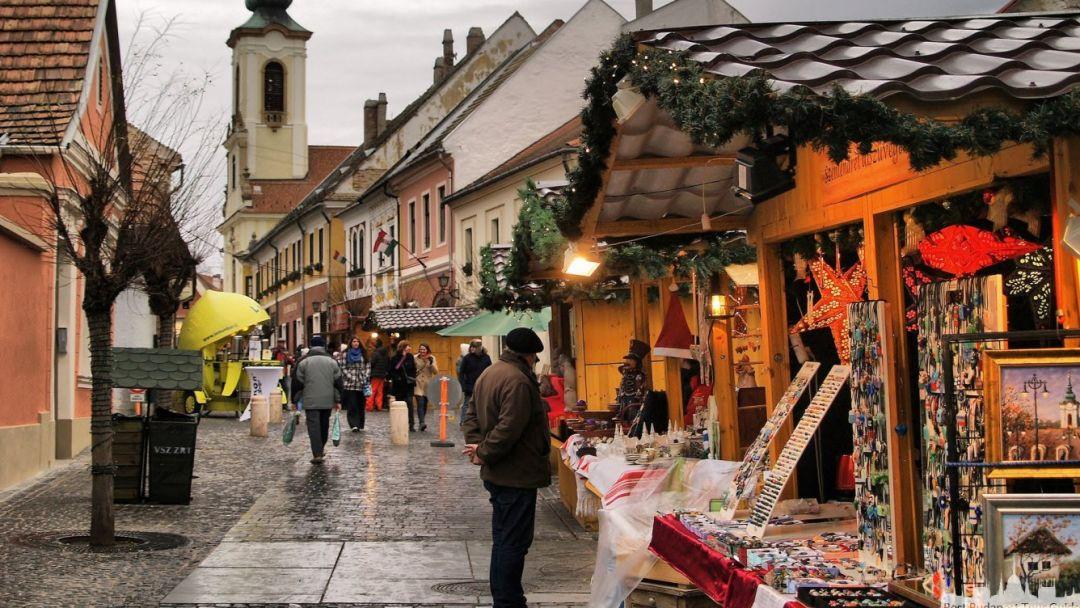 Экскурсия в Гёдёллё и Сентендре - фото 6