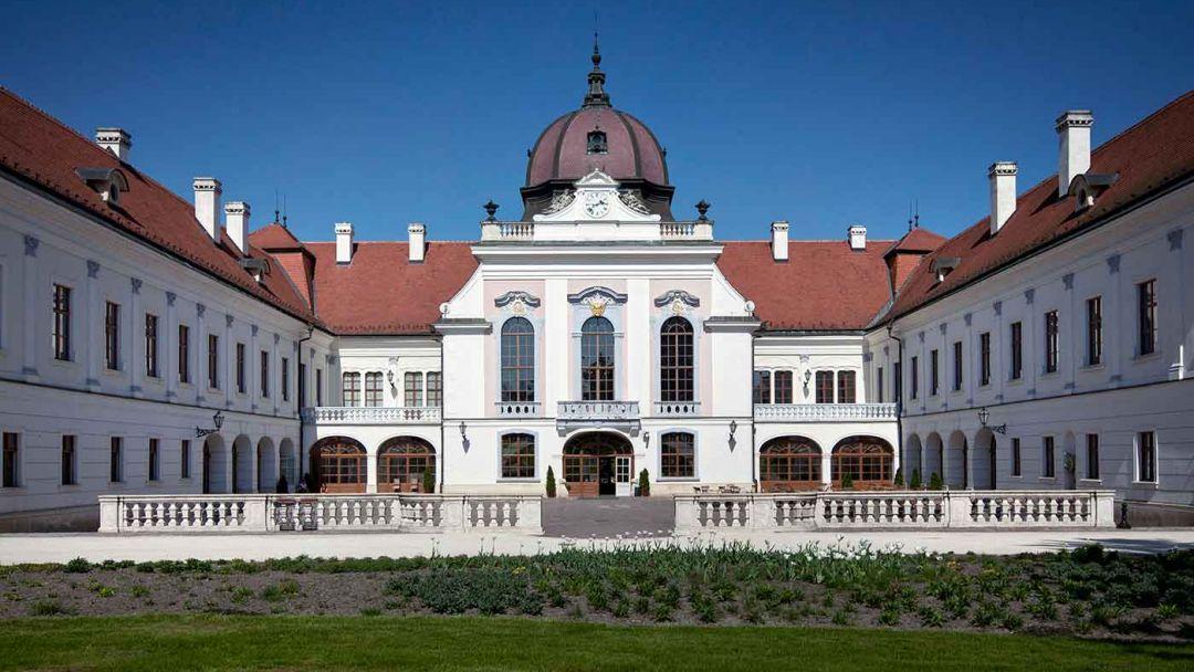 Дворец императрицы Елизаветы в Гёдёллё