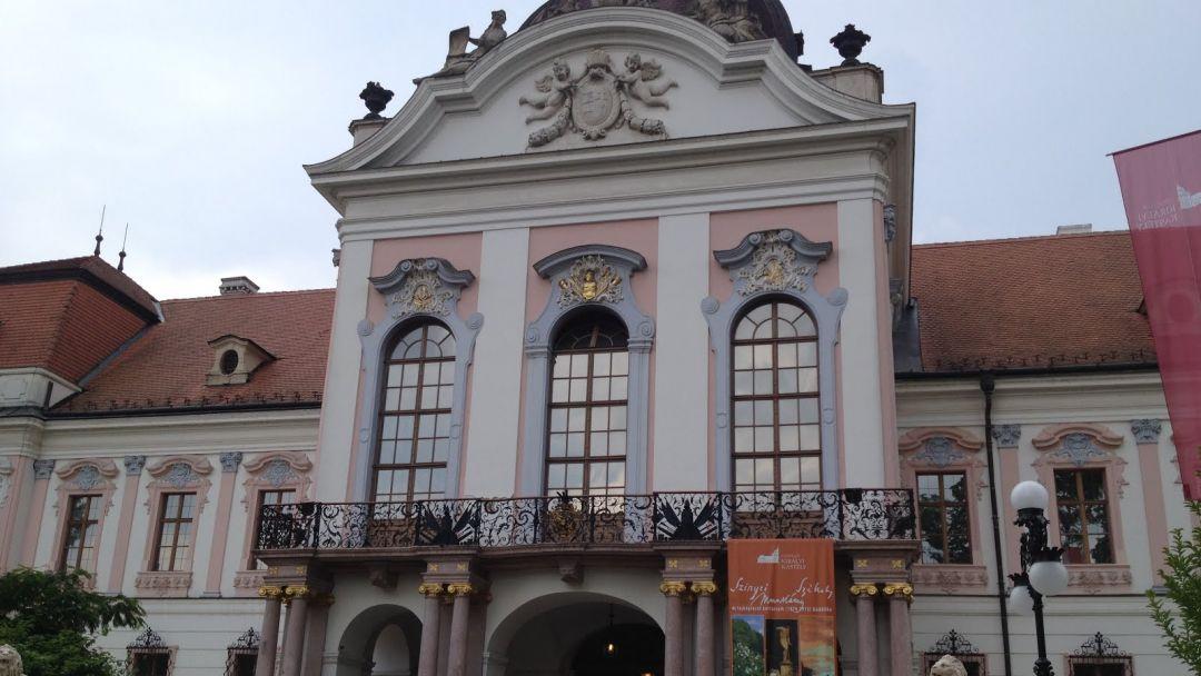 Дворец императрицы Елизаветы в Гёдёллё - фото 2