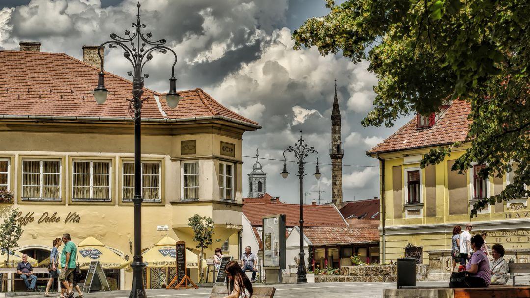 Пещерная купальня Мишкольцтапольца и барочный город Эгер - фото 13
