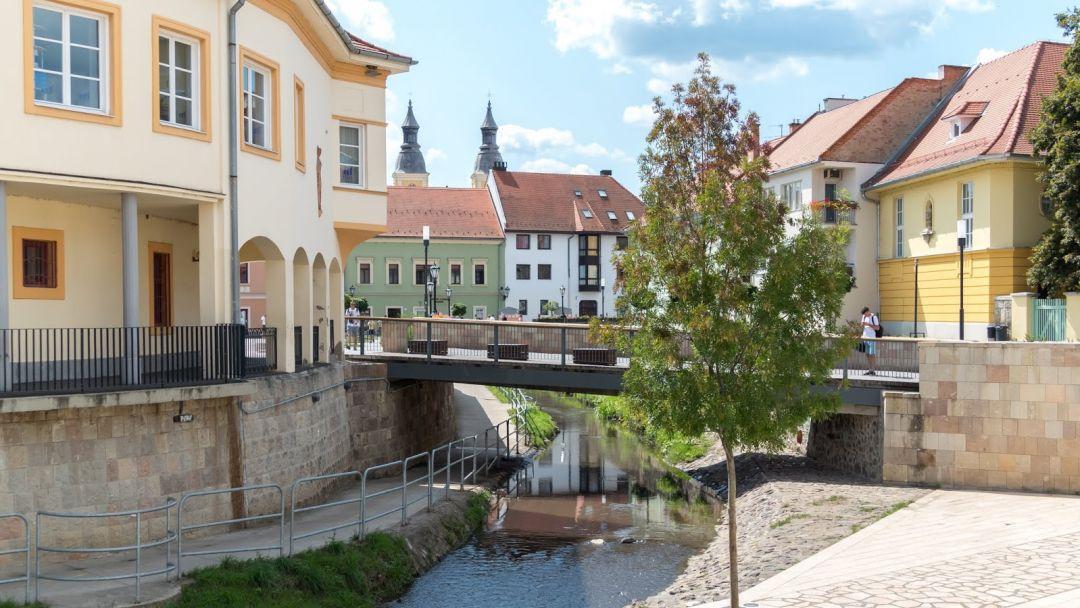 Пещерная купальня Мишкольцтапольца и барочный город Эгер - фото 15