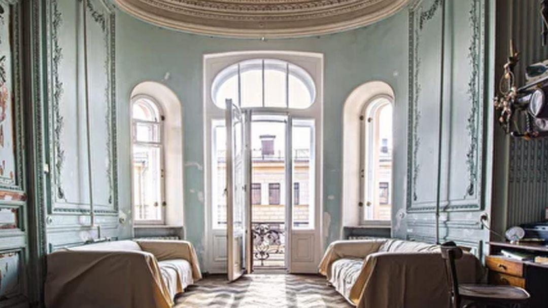 Вокруг Чернышевской: квартира в доме Ю.Б. Бака, старинные доходные дома - фото 5