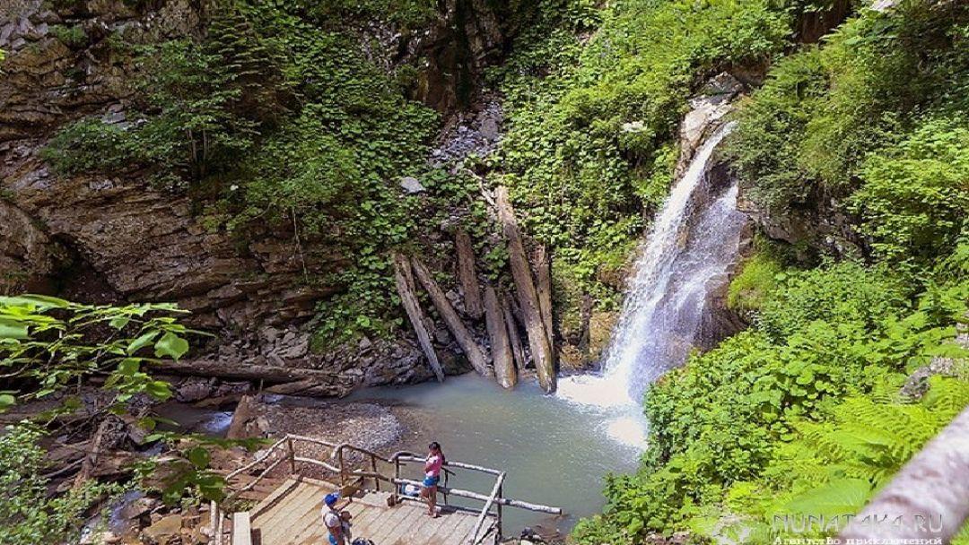 Онлайн экскурсия : Река Мзымта – тайная жизнь горянки - фото 2