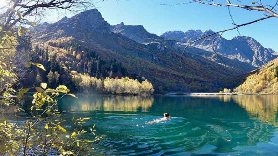 Онлайн экскурсия : Река Мзымта – тайная жизнь горянки - фото 3