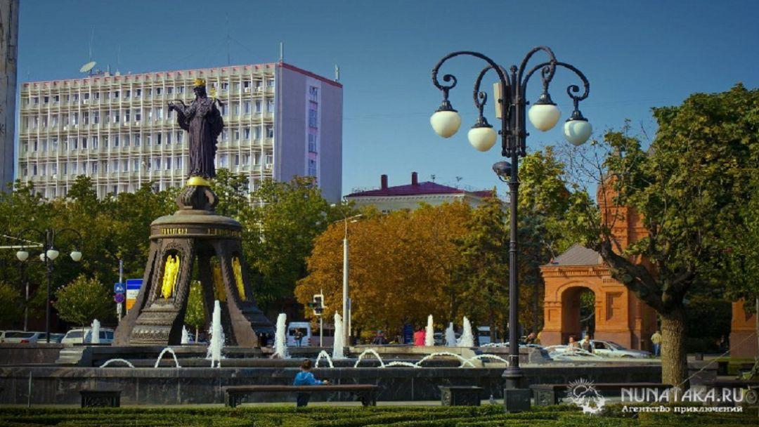 Краснодар и Краснодарцы. Обзорная экскурсия по Краснодару.