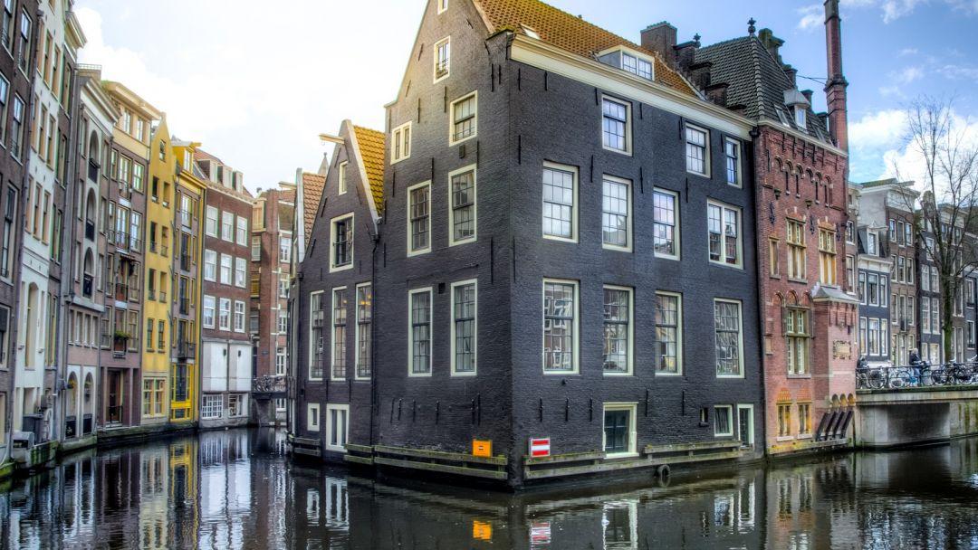 Онлайн-прогулка по центру Амстердама в реальном времени - фото 5
