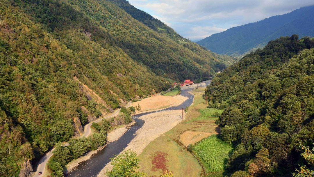 Самый удивительный уголок Европы — горная Аджария. Ущелье Мачахела - фото 4