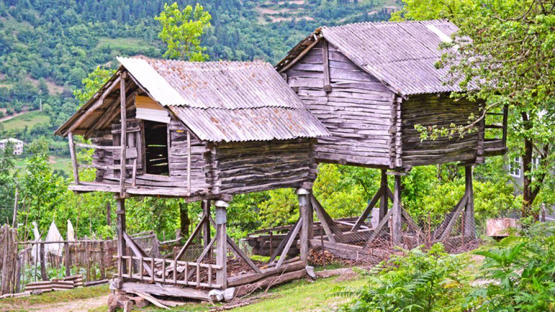 Самый удивительный уголок Европы — горная Аджария. Ущелье Мачахела - фото 11