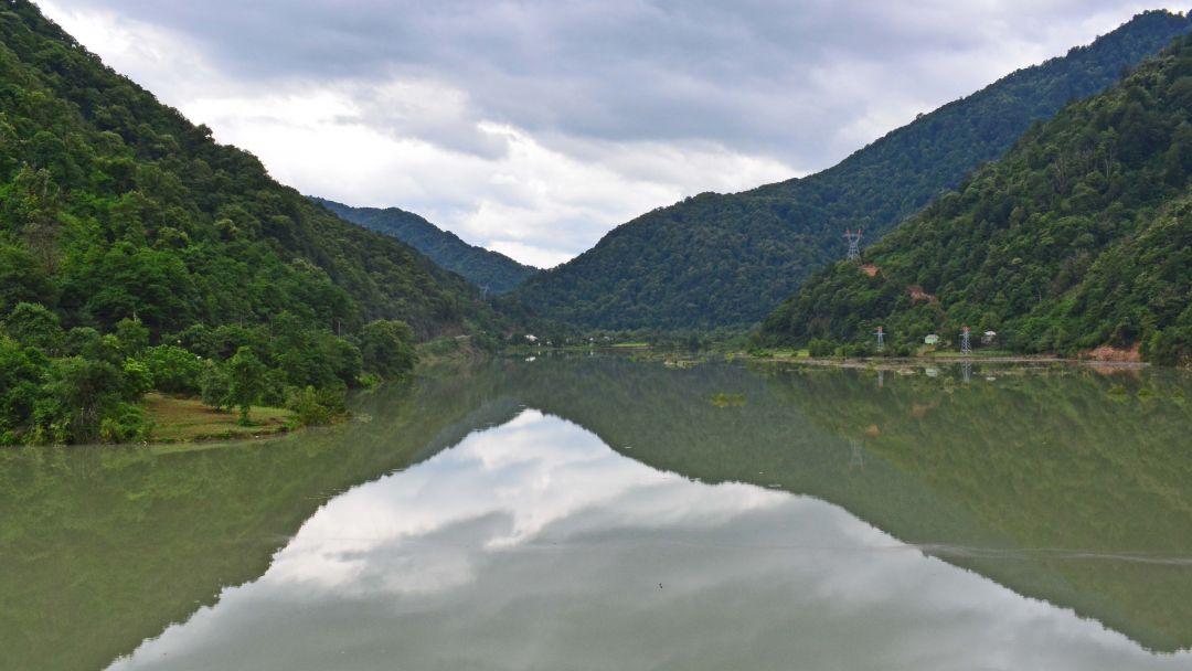 Самый удивительный уголок Европы — горная Аджария. Ущелье Мачахела - фото 15