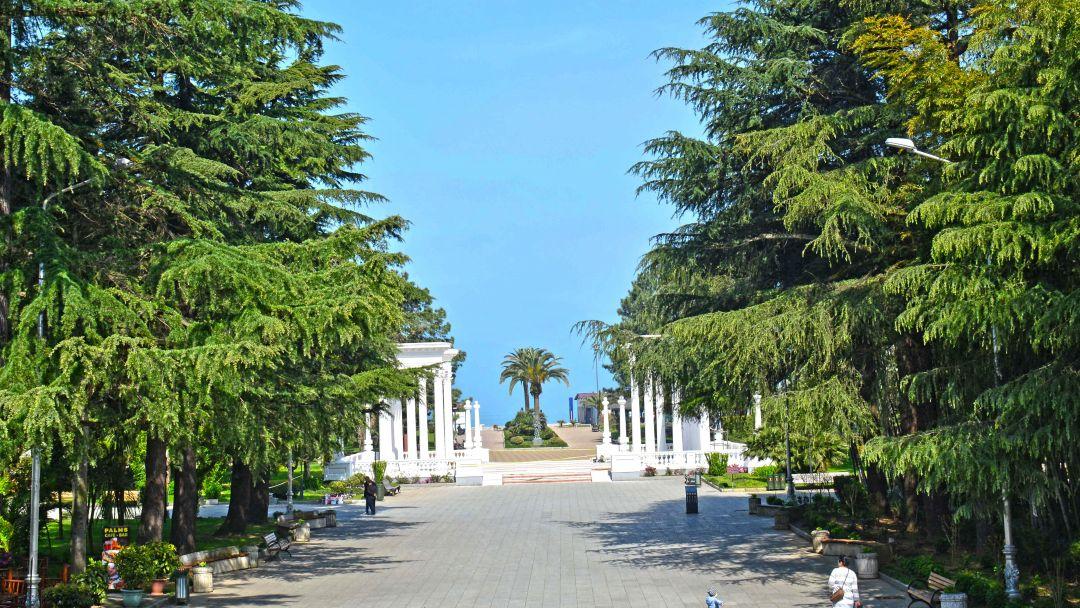 Батуми - Вавилон Черноморского побережья - фото 5