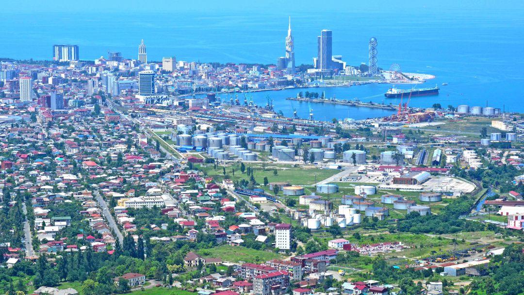 Батуми - Вавилон Черноморского побережья - фото 6