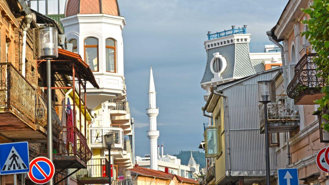 Батуми - Вавилон Черноморского побережья - фото 8