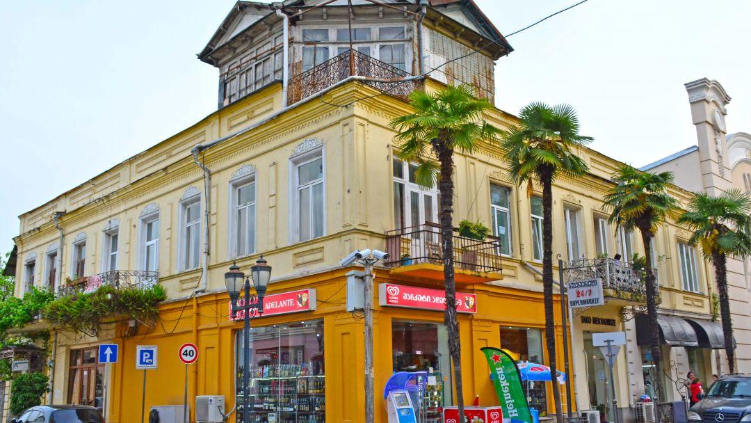 Батуми - Вавилон Черноморского побережья - фото 17