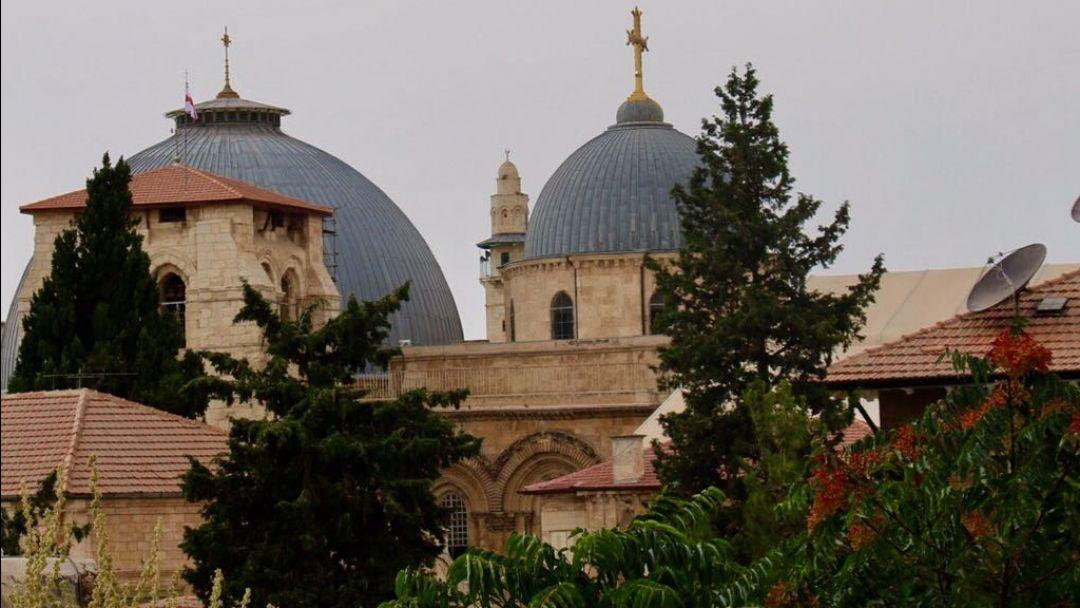 Последняя неделя жизни Иисуса  Христа.  в об Иерусалиме