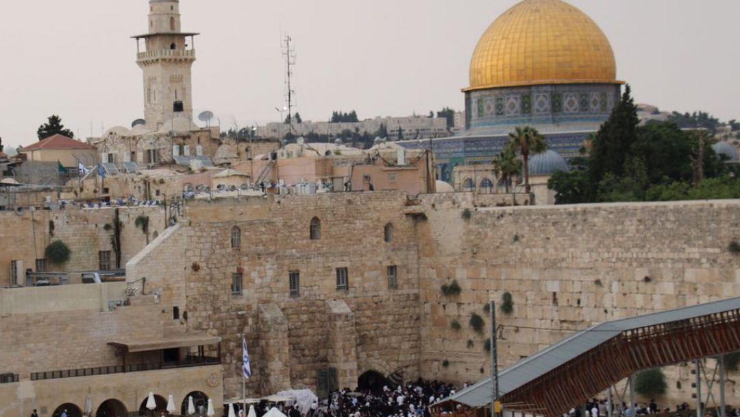 Ваш Иерусалим за 3 часа.