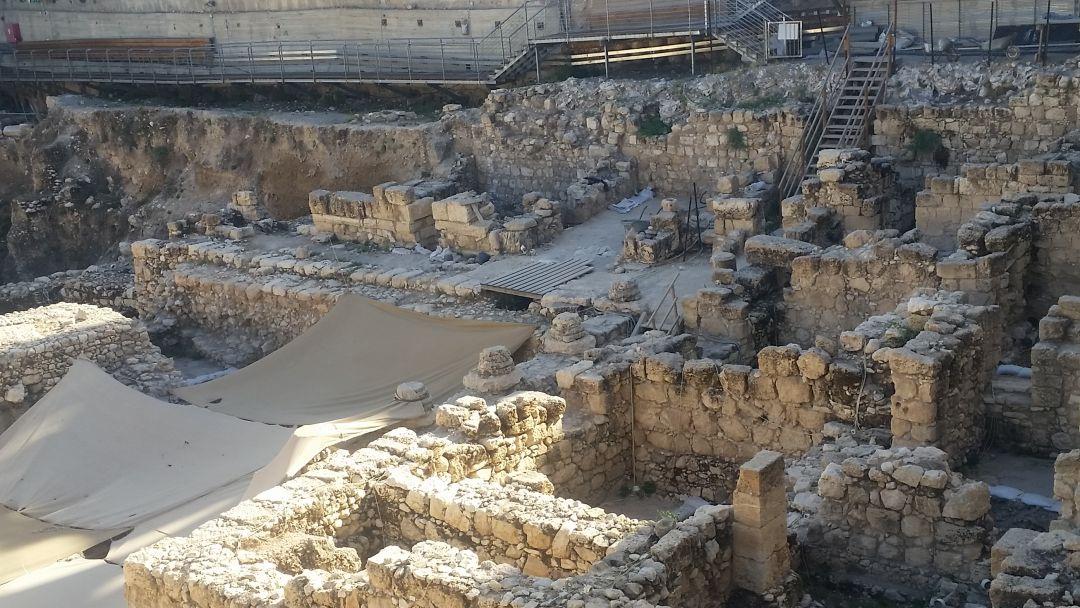 Подземелья Иерусалима или путешествие к Истоку. Город Давида. в об Иерусалиме