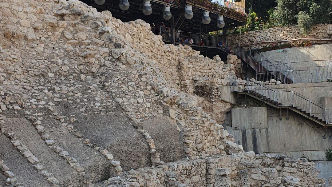 Подземелья Иерусалима или путешествие к Истоку. Город Давида. - фото 3