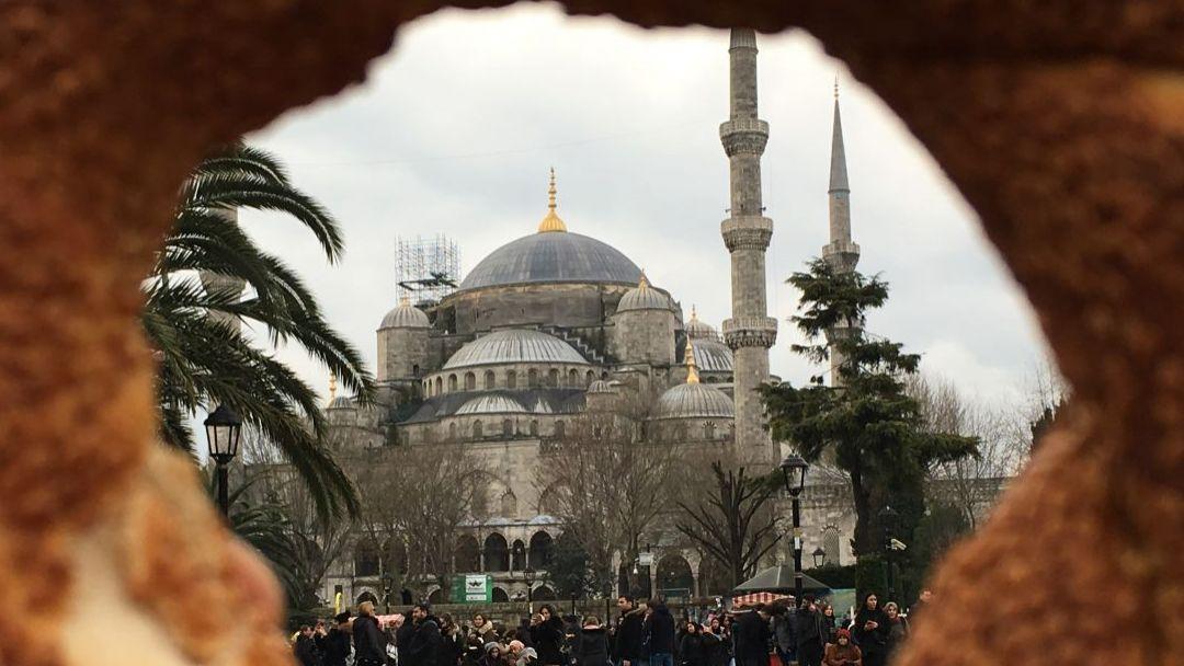 Пешком К Сердцу Стамбула!