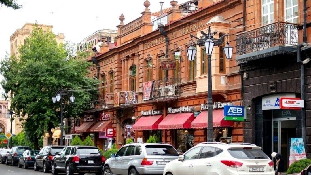 Онлайн - прогулка по Еревану. Первое свидание! - фото 2
