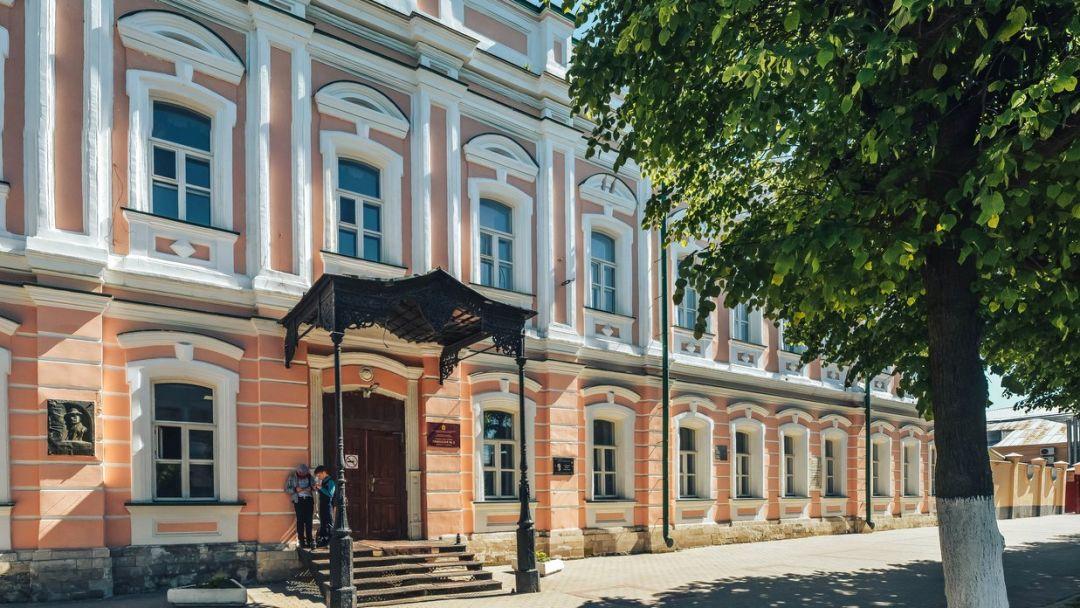 Первая встреча с Рязанью - Обзрная экскурсия  - фото 5