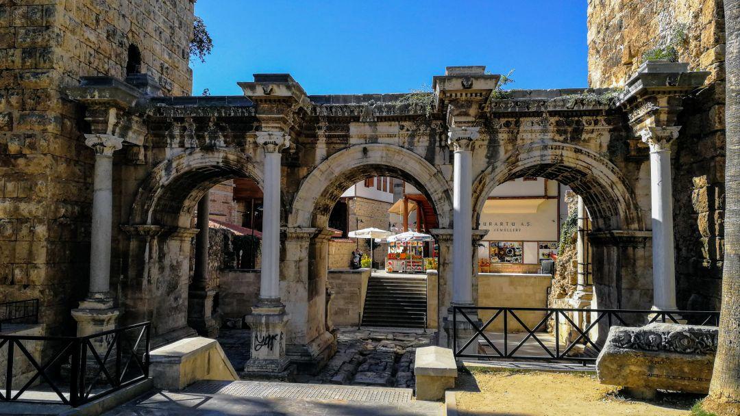 Старый город Анталии - Калейчи - фото 2