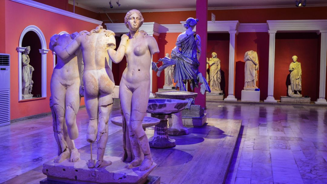 Археологический музей Анталии - фото 2