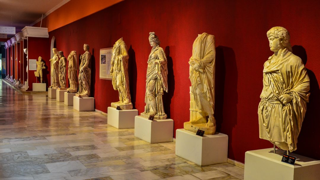 Археологический музей Анталии - фото 11