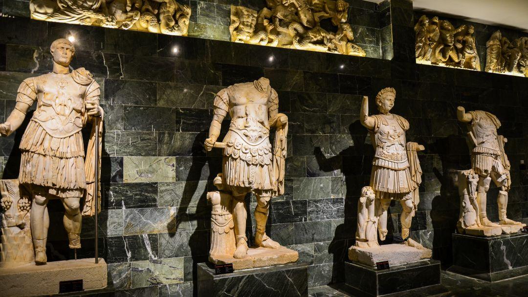 Археологический музей Анталии - фото 4