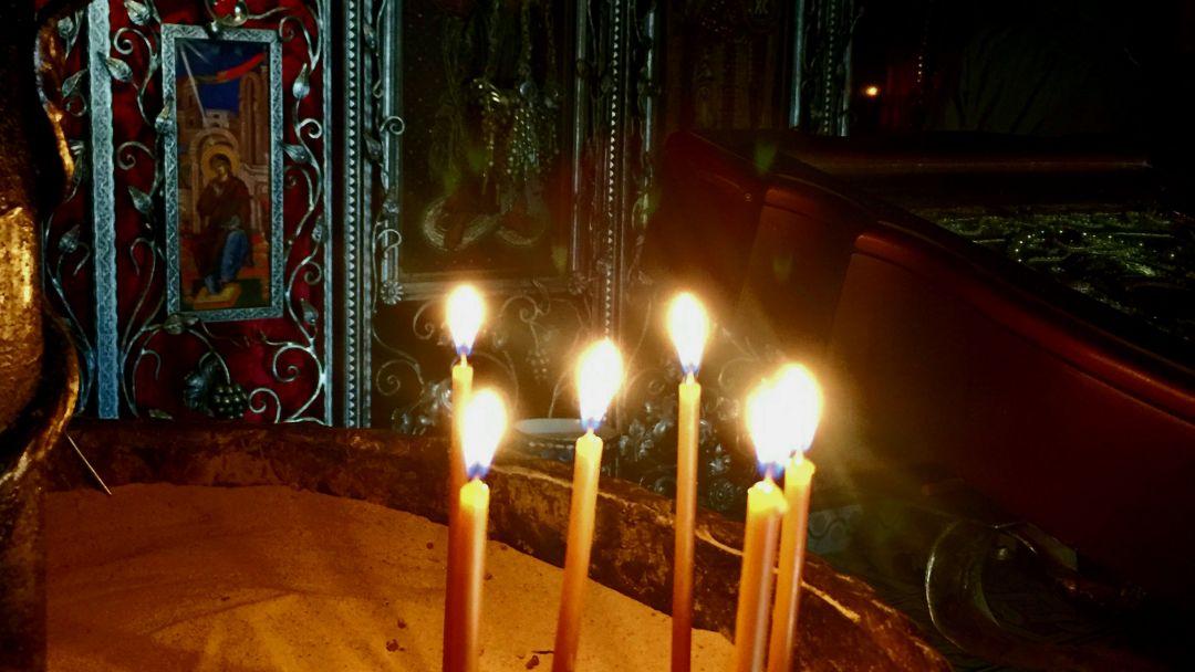 Качи-Кальон. Бисерный храм Анастасии Узорешительницы  - фото 2