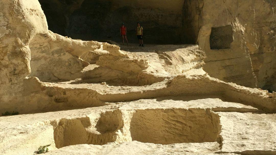 Качи-Кальон. Бисерный храм Анастасии Узорешительницы  - фото 3