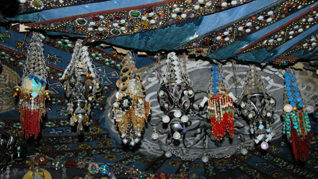 Качи-Кальон. Бисерный храм Анастасии Узорешительницы  - фото 13