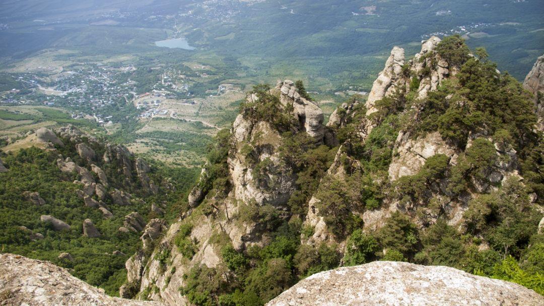 Тайны Долины привидений на горе Демерджи - фото 3