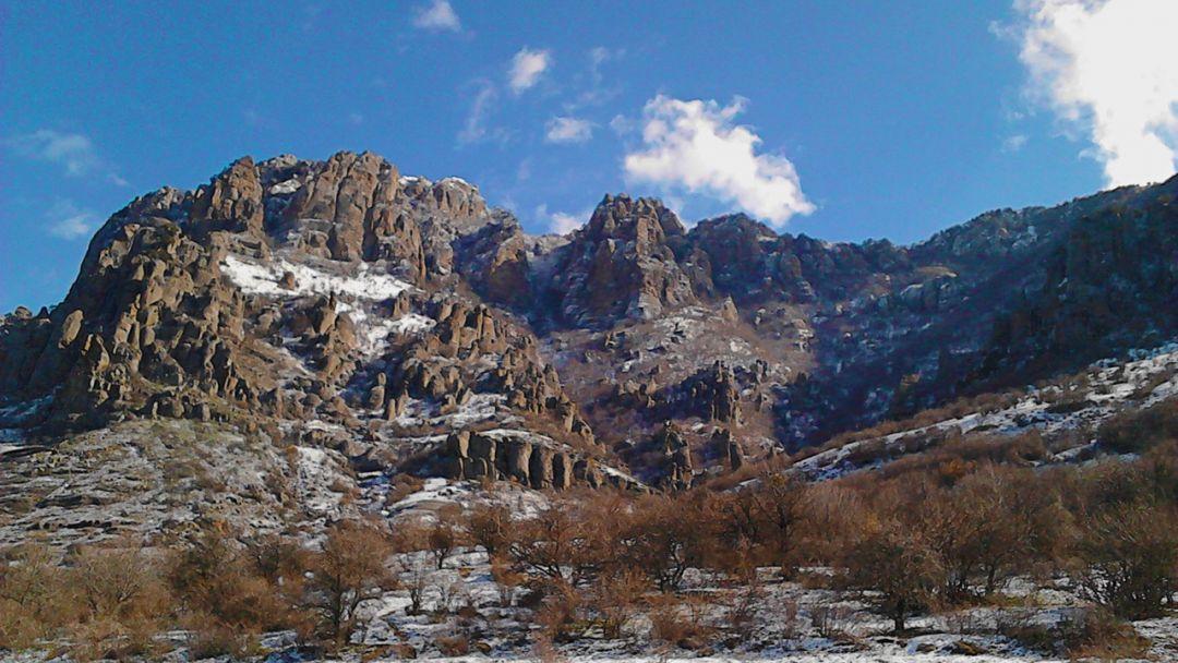 Тайны Долины привидений на горе Демерджи - фото 4