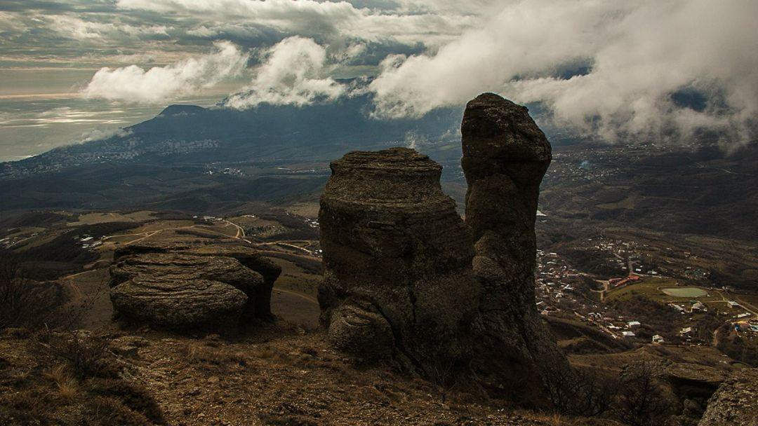Тайны Долины привидений на горе Демерджи - фото 5