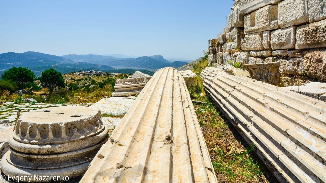 Сагалассос - город античных фонтанов - фото 5