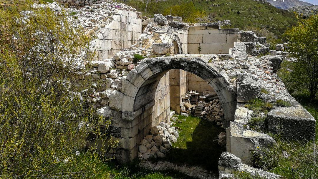 Сагалассос - город античных фонтанов - фото 4