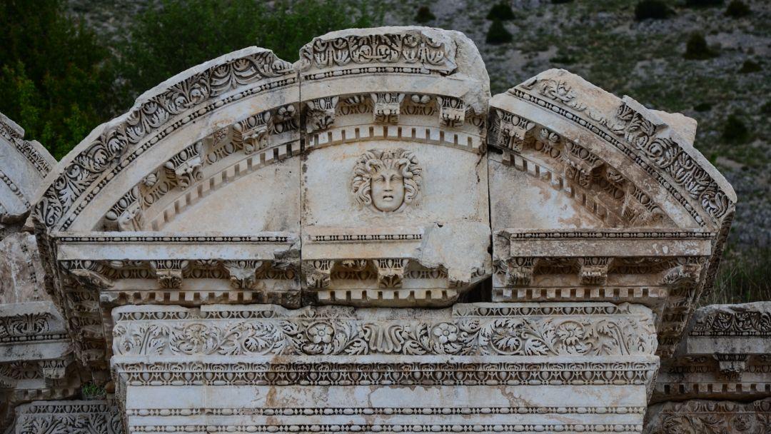 Сагалассос - город античных фонтанов - фото 13