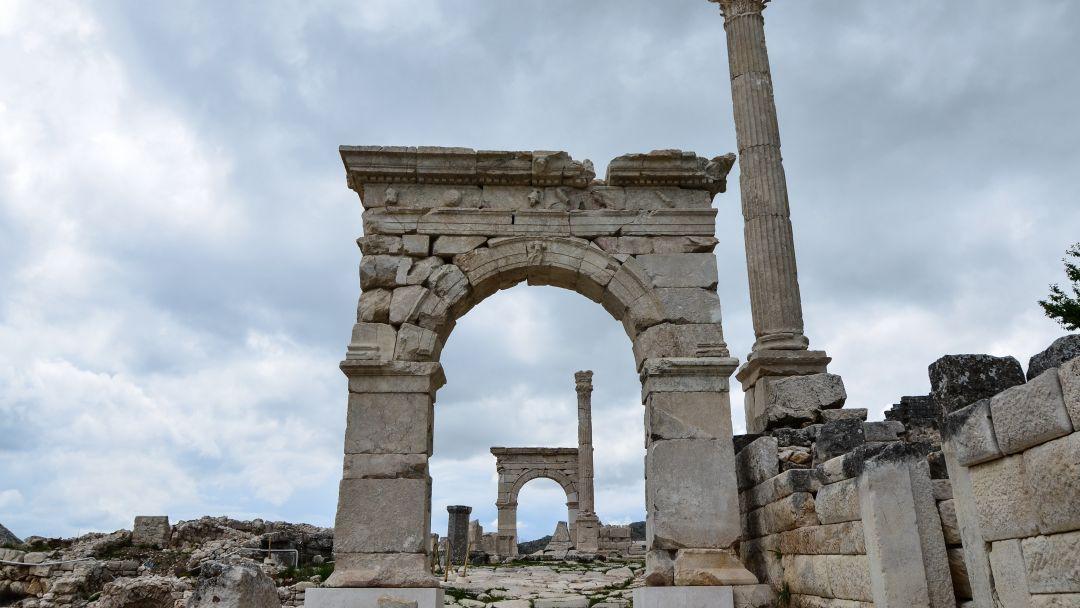 Сагалассос - город античных фонтанов - фото 14
