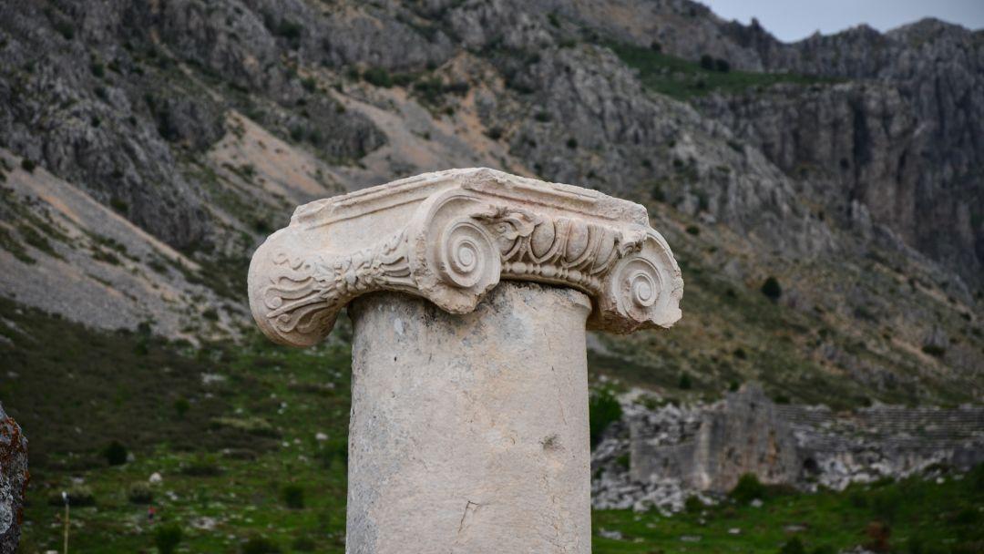 Сагалассос - город античных фонтанов - фото 15
