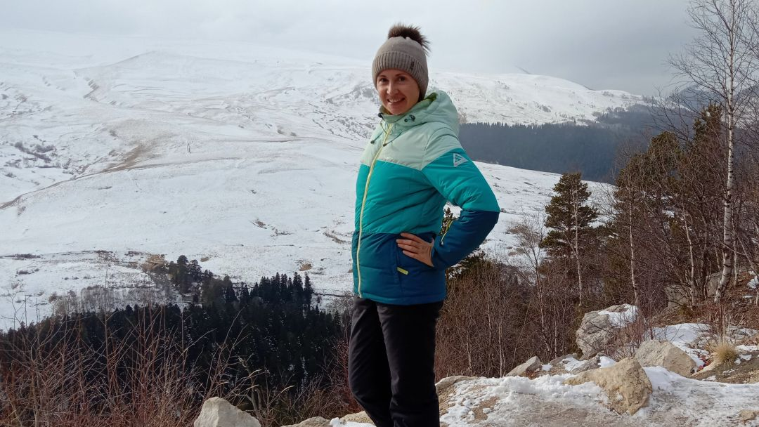Адыгея, снежная сказка гор - фото 4