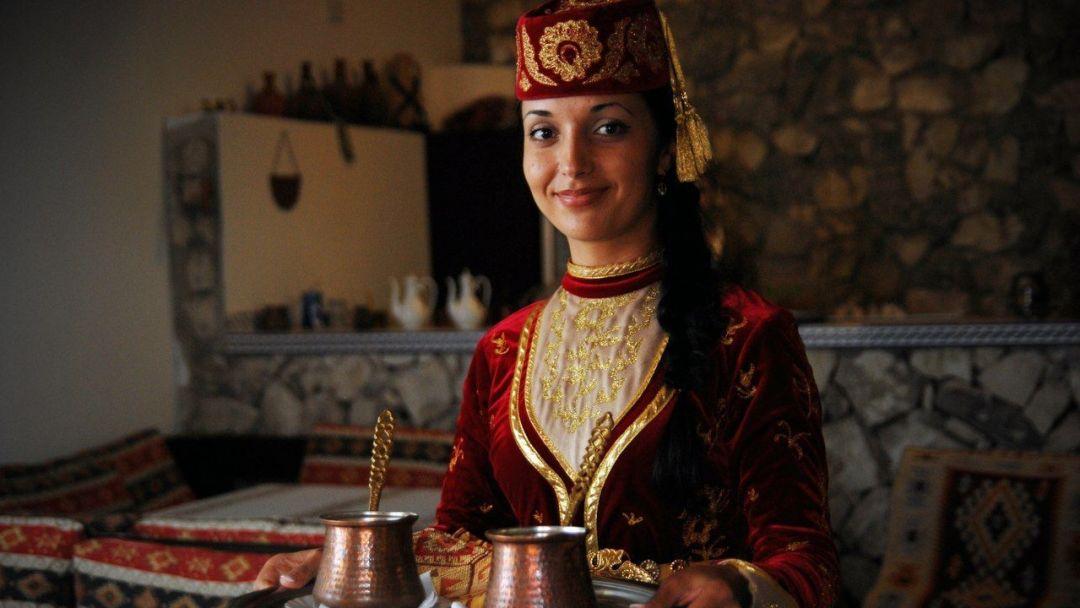 История средневековой Евпатории (крымскотатарский тур) в Евпатории