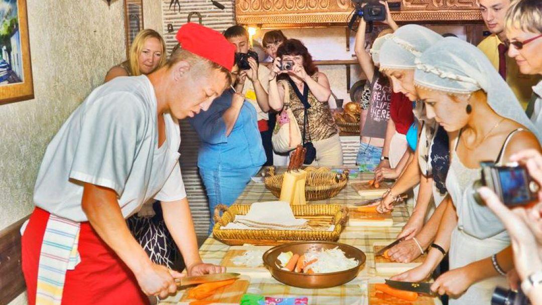 История средневековой Евпатории (крымскотатарский тур) - фото 5
