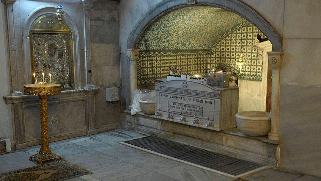 Византийские Храмы Стамбула - фото 3