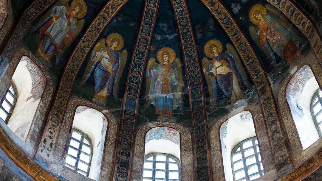Византийские Храмы Стамбула - фото 4