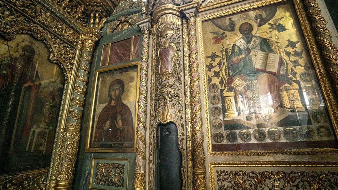 Византийские Храмы Стамбула - фото 5